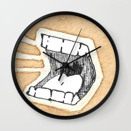 COUGHEE 1  Wall Clock