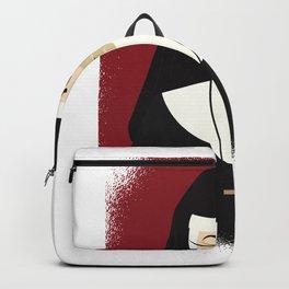 halloween nun  Backpack