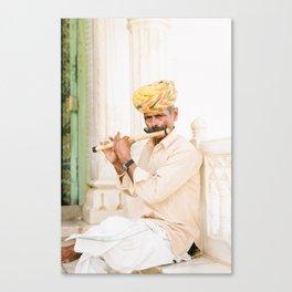 INDIA 65 Canvas Print