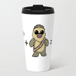 The origin of pugs Travel Mug