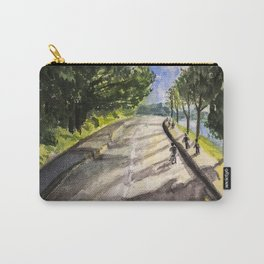 Sunshine in Da Lat Street Carry-All Pouch