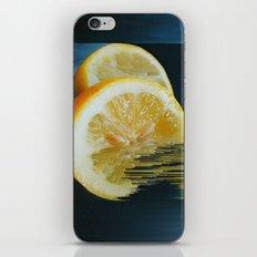 Lemony Good V.2 iPhone & iPod Skin