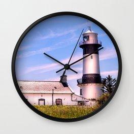 Shrove Lighthouse Wall Clock