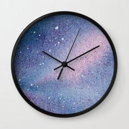 Galaxy 1 Wall Clock