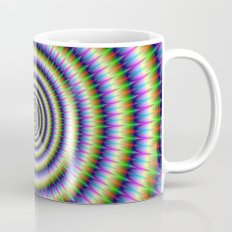 Optically Challenging Rings Mug