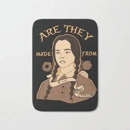 Wednesday Addams - Girl Scouts Bath Mat