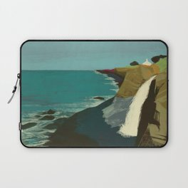 The Coast of California Laptop Sleeve