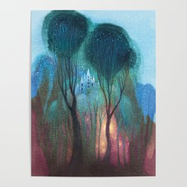 Castle in the Trees Poster