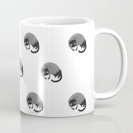 Night cat Coffee Mug