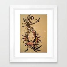 Dark Faerie Framed Art Print
