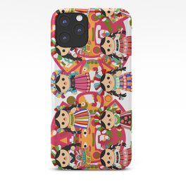 Mexican Dolls iPhone Case