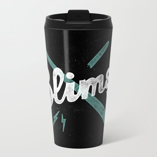 Blimey Metal Travel Mug