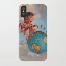 The World Needs Something Slim Case iPhone X