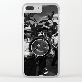 Second Line Clear iPhone Case
