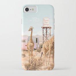 Desert Hot Springs iPhone Case