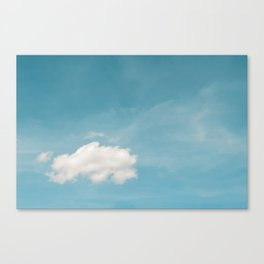 poof Canvas Print