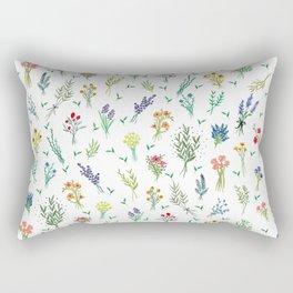 Garden Bouquets Rectangular Pillow