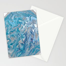 The Eye of a Hurricane Stationery Cards