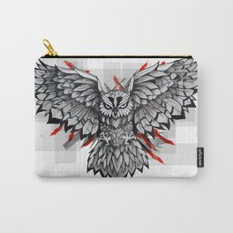 Eagle owl Carry-All Pouch