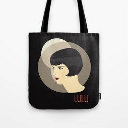 LOUISE BROOKS Tote Bag