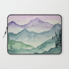 Hills and Valleys Laptop Sleeve