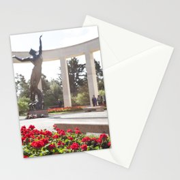 The Normandy Memorial Stationery Cards
