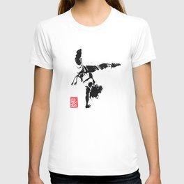 Capoeira 451 T-shirt