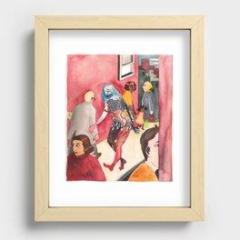 Wilderness Recessed Framed Print