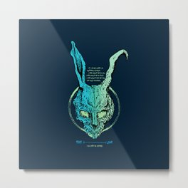 Donnie Darko Lifeline Metal Print