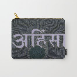 Ahimsa Carry-All Pouch
