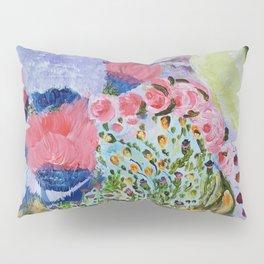 Second Flowers Pillow Sham