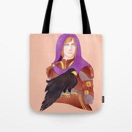 Leliana / THE RAVEN QUEEN Tote Bag