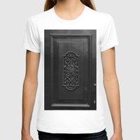 door T-shirts featuring door by habish