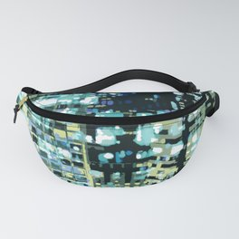 City Never Sleeps 1 Fanny Pack