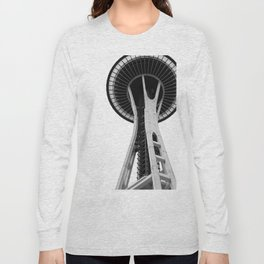 Variation on a Needle Long Sleeve T-shirt