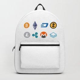 Cryptocurrencies Backpack