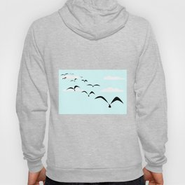 The Birds Hoody