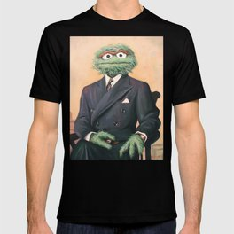 Sir Oscar Grouch T-shirt