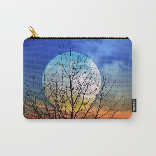 The moonwatcher Carry-All Pouch