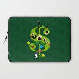 MO' MONEY. NO PROBLEMS. Laptop Sleeve