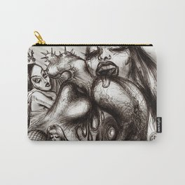 Orgy Of Courtesans Carry-All Pouch