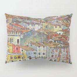 Gustav Klimt Malcesine On Lake Garda Pillow Sham