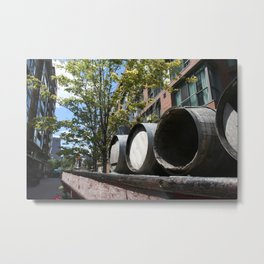 Distillery District Metal Print