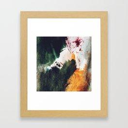Abstract C6 Framed Art Print