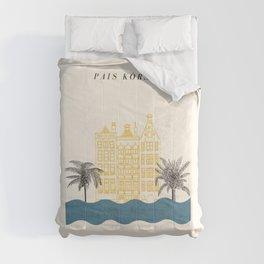 Curacao Exhibition Comforters