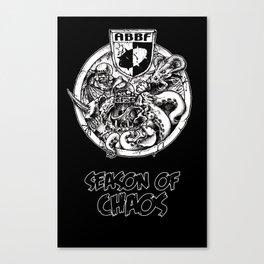 ABBF Classics: Season of Chaos Canvas Print