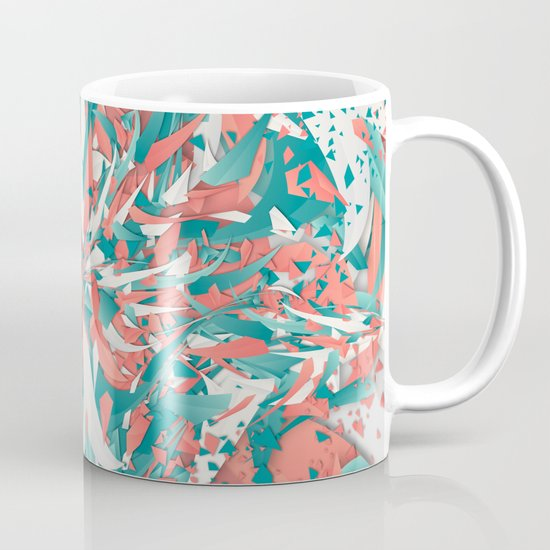 Pastel Explosion Mug