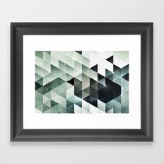 snww kyttyn Framed Art Print