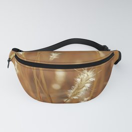 Golden Whimsy by Reay of Light photography Fanny Pack