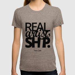 Real Artists Ship T-shirt
